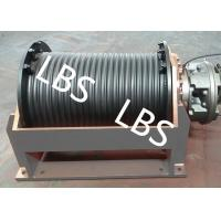 Quality Horizontal Vertical Pull Hydraulic Boat Winch Fishing Winch Smooth Operation wholesale