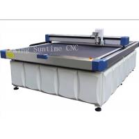 Quality Hign Speed Corrugated Paper Cutting Machine , 0.2 - 60mm Thickness Horizontal Cutting Machine wholesale