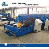 Quality Automatic Hydraulic Crimping Machine / Corrugated Roofing Sheet Curving Machine wholesale