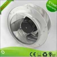 Quality Hvac Industry EC Centrifugal Fans With Sheet Aluminium  315mm wholesale