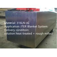 China 316LN-IG Stainless Steel Forgings Special Alloys For Clean Energy And Oceaneering on sale