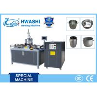 Quality Hwashi stainless steel welders Teapot Spout Spot Welding Machine 380 V wholesale