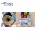 Quality Emergency Fiberglass Pipe Wrap Bandage Heat Resistant Crack Sealing Epoxy Putty wholesale