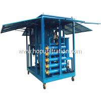 Quality Weather Proof Enclosure Type Aged Transformer Oil Purifier China Insulation Oil Purifier/ Mobile Transformer Oil FILTER wholesale