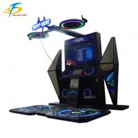 Quality Rhythm Hero Music 9D VR Simulator For Shopping Mall , Amusement Park wholesale