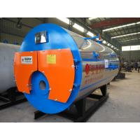 Quality Dual Fuel Oil Fired Steam Boiler With Economizer 98% High Thermal Efficiency wholesale