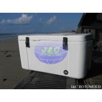 Quality Precision Rotational Molded Cooler , LLDPE Insulated Small Rotomolded Coolers wholesale