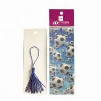Quality Good-quality of Bookmark, 3D Depth Designs, Color More Fresh and Clear wholesale