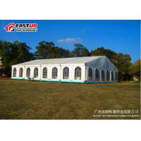 Quality White Clear Span Wedding Marquee Tent Aluminum Structure Latest Style wholesale