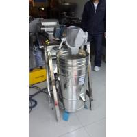Commercial Ginger Processing Machine / Vegetable Juice Extractor Machine For Restaurant