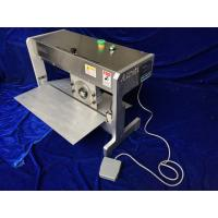 Quality Auto PCB Depaneling Machine With Circular Linear Blades For SMT Assembly wholesale