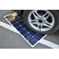 Quality TOP Sunpower flexible solar panel 50W for Boat,tourism/Golf car etc(USA cell) wholesale