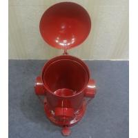 China High Hardness E Coat Paint , Electrodeposition Coating For Groove Pipe Fitting on sale