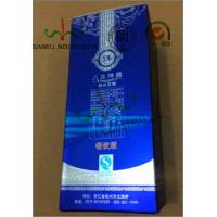 Quality Multi Colored Custom Printed Corrugated Wine Packaging Box Glossy Lamination wholesale