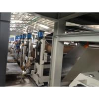 Quality 50kw - 200kw Aluminum Plate Composite Panel Production Line 380V 220V Powder Coating wholesale