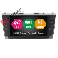 Cheap Dual Zone Function Toyota Camry Car Stereo , Android Navigation Head Unit With A2DP for sale