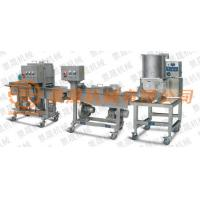 Quality Automatic Burger Forming Machine Production Line wholesale
