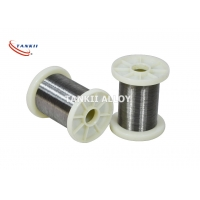 China high resistance electrical heating FeCrAl alloy 0Cr23Al5 wire strip bu factory on sale