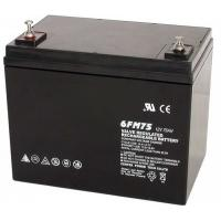 Quality UPS 75ah12v Deep Cycle Gel Battery Rechargeable With Big Capacity wholesale