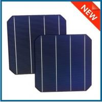China 156*156mm mono-crystalline silicon solar cells with 3BB / 4BB / 5BB, high quality mono solar cell sale on sale