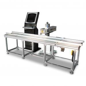 Quality Co2 Laser Marking Machine , Laser Power 50w Co2 Laser Engraver wholesale