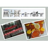 Quality Enengy Saving Honey Production Line  No Pollution Easy To Operate wholesale