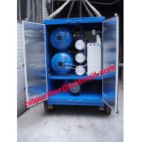 Quality Chinese Portable Transformer Oil Dehydration System, Mobile Vacuum Transformer Oil Purifier Plant,trailer treatment sale wholesale