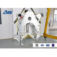 Quality Horizontal / Vertica Diamond Cutting Wire Saw Self Adjusting Automatic Feed System wholesale