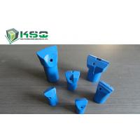 Quality Tungsten Carbide Hard Rock Mining Drilling Bits 7° Tapered Stable And Reliable wholesale