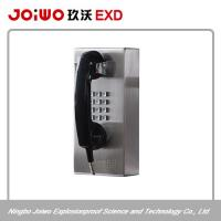Quality jail phone ss wall-mounted telephone IP54 phone with plastic handset wholesale