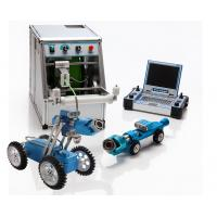 China Robotic CCTV Pipe Inspection Equipment Sewer Pipe Inspection Camera Systems on sale