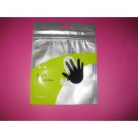 Quality Eco Friendly Aluminum Foil Pouch Packaging With Zip Lock For Bean wholesale
