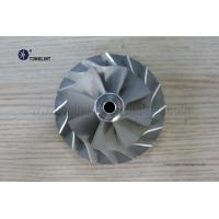 Buy cheap H1E 3530669 3530670 Turbocharger Compressor Wheel for VOLVO engine from wholesalers