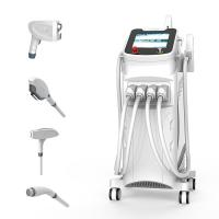Quality 4 In 1 Professional Laser Hair Removal Machine Skin Tightening For Beauty Salon wholesale