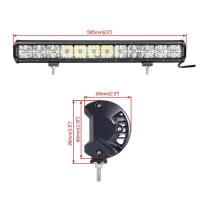 Quality 7D offroad light bar with dayrunning light wholesale