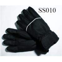 Quality men's sport gloves SS0010 high quality and good price men sports glove warm gloves wholesale
