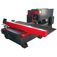 Quality CNC punching machine , CNC punch press for sheet / profiles 250KN ( 25 tons ) wholesale