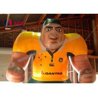 Quality Fight Man Inflatable Advertising Characters PVC Sports Party Decorations wholesale