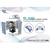 China 2 Treatment Handles Cryo Slimming Fat Freezing Machine Body Contouring Machine on sale