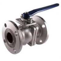 Quality Stainless Steel Flanged Ball Valve WCB LCB CF8 CF8M CF3 CF3M Material wholesale