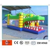 Quality Animal Bouncer Commercial Inflatable Bouncers Giant Shark Bouncer Castle wholesale