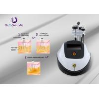 Cheap Automatic Ultrasonic Portable Cavitation Slimming Machine 1000W Output Power for sale