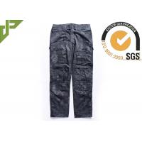 Quality Tactical Style Military Pants With Knee Pads For All Season , Multicam Cargo Pants wholesale
