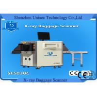 Quality 5030 Singer Generator Security Baggage Scanner Machine , Airport Xray Scanner wholesale