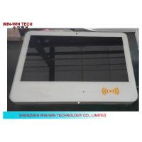 """Quality 21.5"""" Android WIFI Wall Mounted Digital Signage With Camera And Credit Card wholesale"""