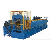 Quality Color Steel Vaulting Cap Roll Forming Machine For Metal Roof Ridge Tile Separated Water Easily Automated Operate wholesale
