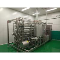 Quality Beverage Dairy Syrup Sterilization Equipment 5.5kw Power Automatic Control System wholesale