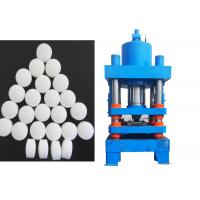 Quality Powerful Tablet Compression Machine , Vertical Hydraulic Press Machine Fully - Enclosed wholesale