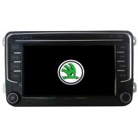 Quality SKODA Octavia II/III 2004-2011 Android 9.0 IPS Screen Wifi  3G 4G Car DVD Player Support DAB SKD-7699GDA wholesale