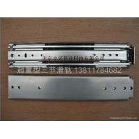 Quality FX3076 heavy duty full extension drawer slide wholesale